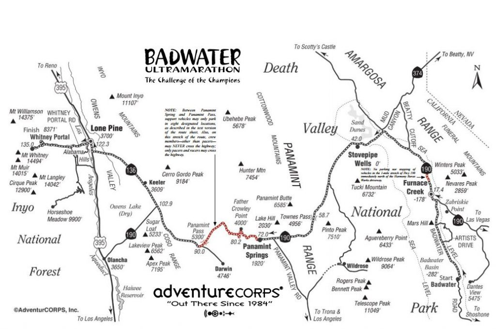 BadwaterCourse