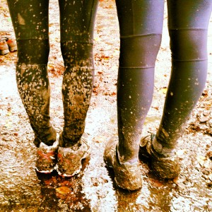 Dirty Girlz i Geel Skov